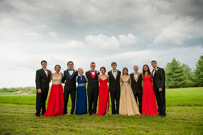 Franklin HS Prom
