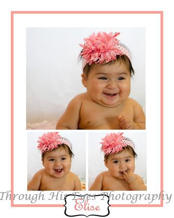 Elise - 6 months