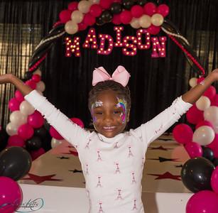 "Madison""s 7th Barbie Pajama Glam Party"