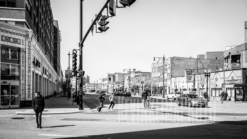 Broadway and Montrose