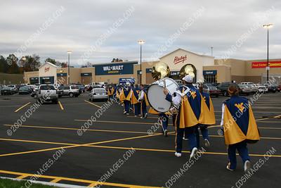 Mini-Band Performance at Wal-Mart