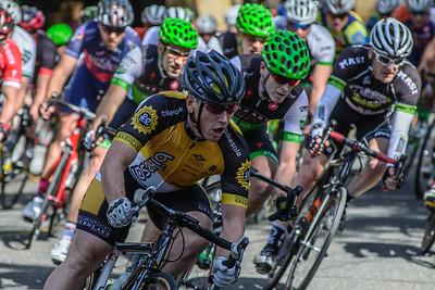 Ballard Criterium Bike Race