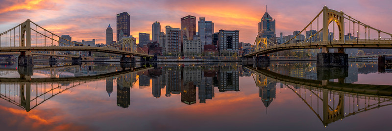 Shore Pretty North Sunrise Pittsburgh Reflection.jpg