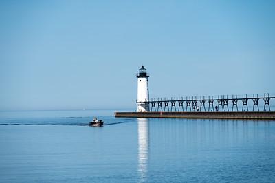 Lake Michigan and the Upper Peninsula - Fall 2021