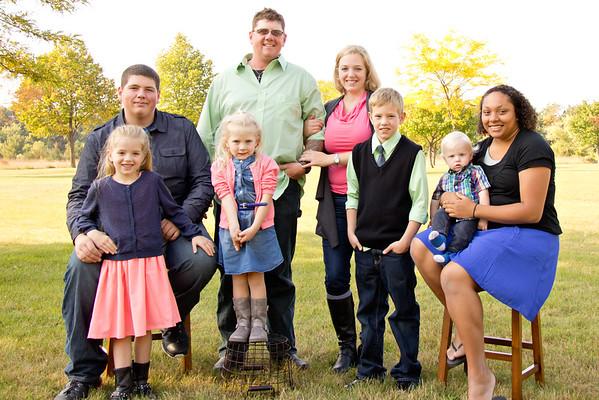 Herzog Family | September 2014