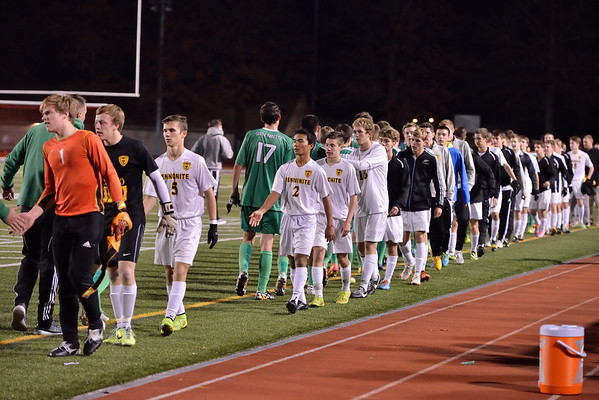 Lancaster Mennonite High School Soccer