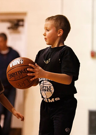 SN Boys Little Rebel Basketball 2010