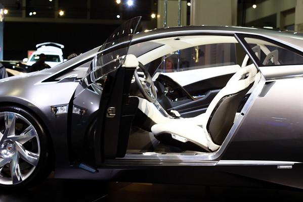 D.C. Auto Show - 1/28/2010