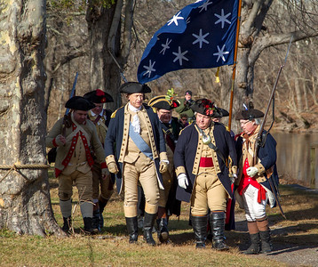 Washington's Crossing rehersal  12-7-14