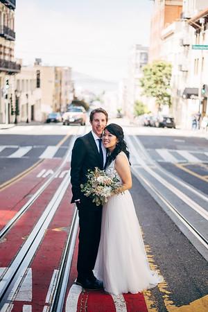 Fannie and Ben's Wedding