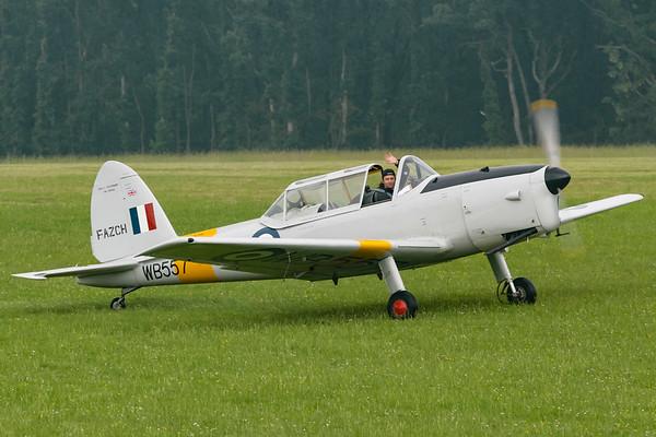 F-AZCH - DHC-1 Chipmunk Mk22