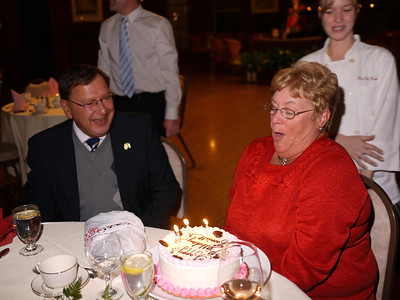 Harriet's 60 What! Birthday - 2012