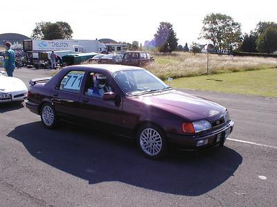 Colerne Two Club Sprint 2002