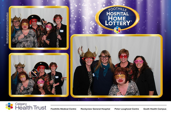 Foothills Hospital Home Lottery 2014