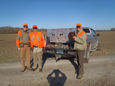 Winter & Spring Upland Hunts 2012
