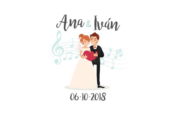 Ana & Iván - 6 octubre 2018