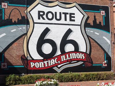 Pontiac, IL  - Rt 66