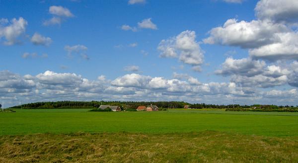 Danish landscapes