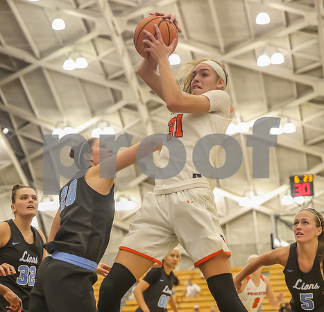 Princeton WBB vs Columbia 011218