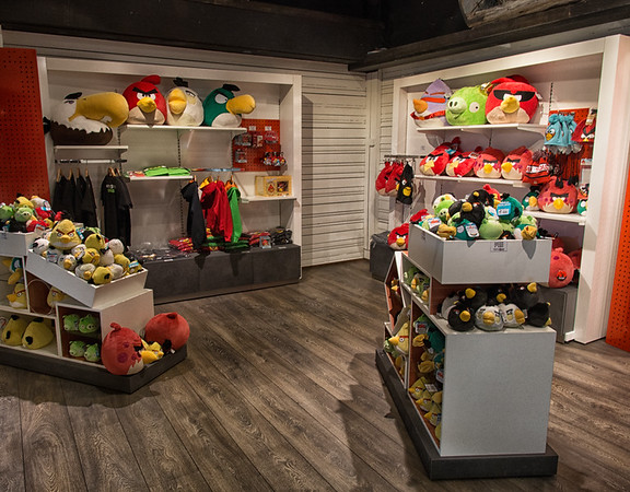 Angry Birds Activity Park Store