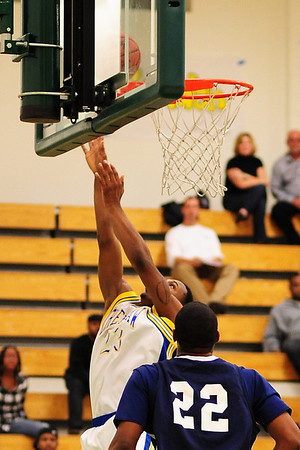 Crenshaw vs Horizon, Hosea Hall Tourny 12-21-09