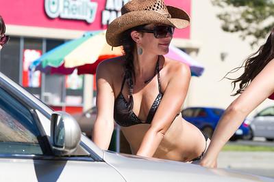 07.07.13 Car Wash For Haley