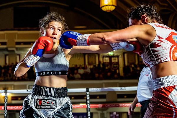 Amy Timlin vs Bojana Liberwski