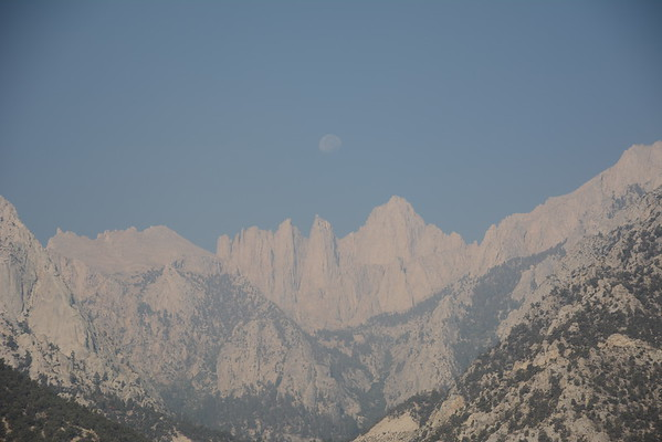 Mt. Whitney East Face Aug 3-4, 2015