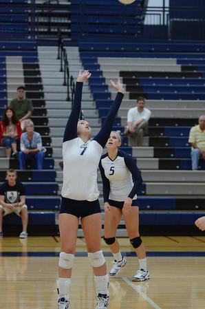 Oswego East Soph. Girls Volleyball Vs Oswego 2013