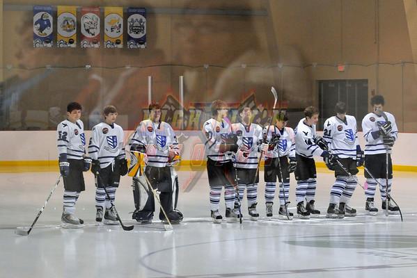 2-14-2010 MAHSHL Spirit VS. Hawklets