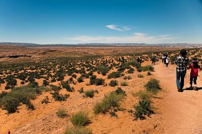 Antelope Caynon-HorseShoe Bend, May 30, 2010