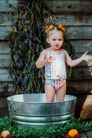 Ashley C. {Fruit Bath-June 2021}