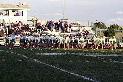 Cheerleaders & Maplettes Homecoming Performances!