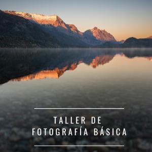 TALLER DE FOTOGRAFIA BASICA