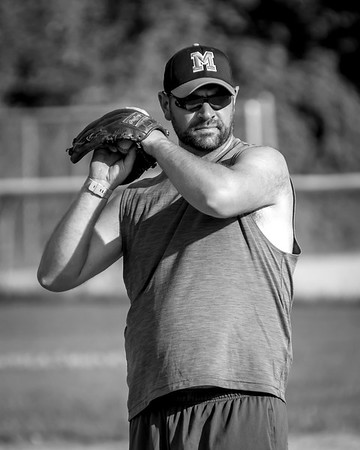 Baseball Practice July 5, 2018