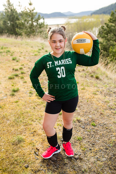 St. Maries Volleyball Club
