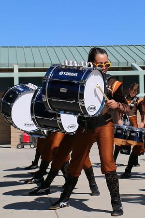 WGI Regionals Great Oak HS 2/24-25