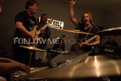 2014 - July 31 - Aug 3 | Warren Demartini, Stu Hamm, Brad Whitford, Stephen Perkins, Geroge Lynch
