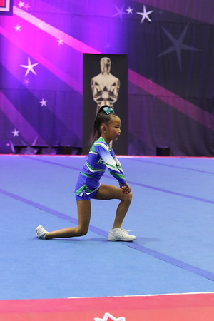 CheerStrike Royals  Arielle - Tiny Indy 1