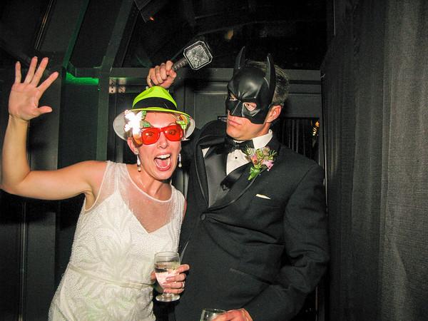 Ashleigh & Brett Wedding Photo Booth Hidden Video