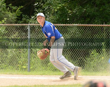 Highland Babe Ruth in Action at Lowell