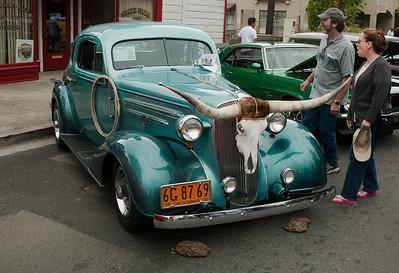 Cruisin' in the Sun Classic Car Show