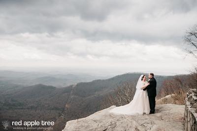Amanda + Brent Wedding