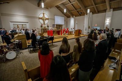 2018 Confirmation Mass - Saint Bartholomew