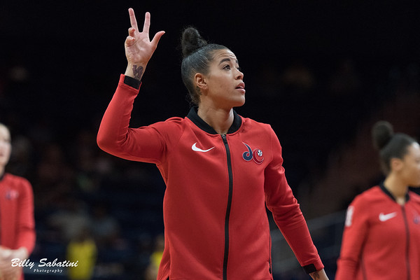 Mystics vs. New York Liberty - August 25, 2019