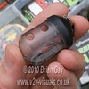 20 gr. Kamasan Black Cap feeder. © 2010 Brian Gay
