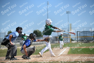 Collins-Maxwell Vs St. Edmond Baseball