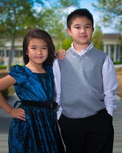Ryan and Kiana