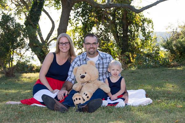 Amanda Holland & John Kreuter Family