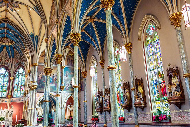 St. John the Baptist, Savannah